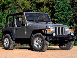 1987 to 2006 Jeep YJ TJ Wrangler