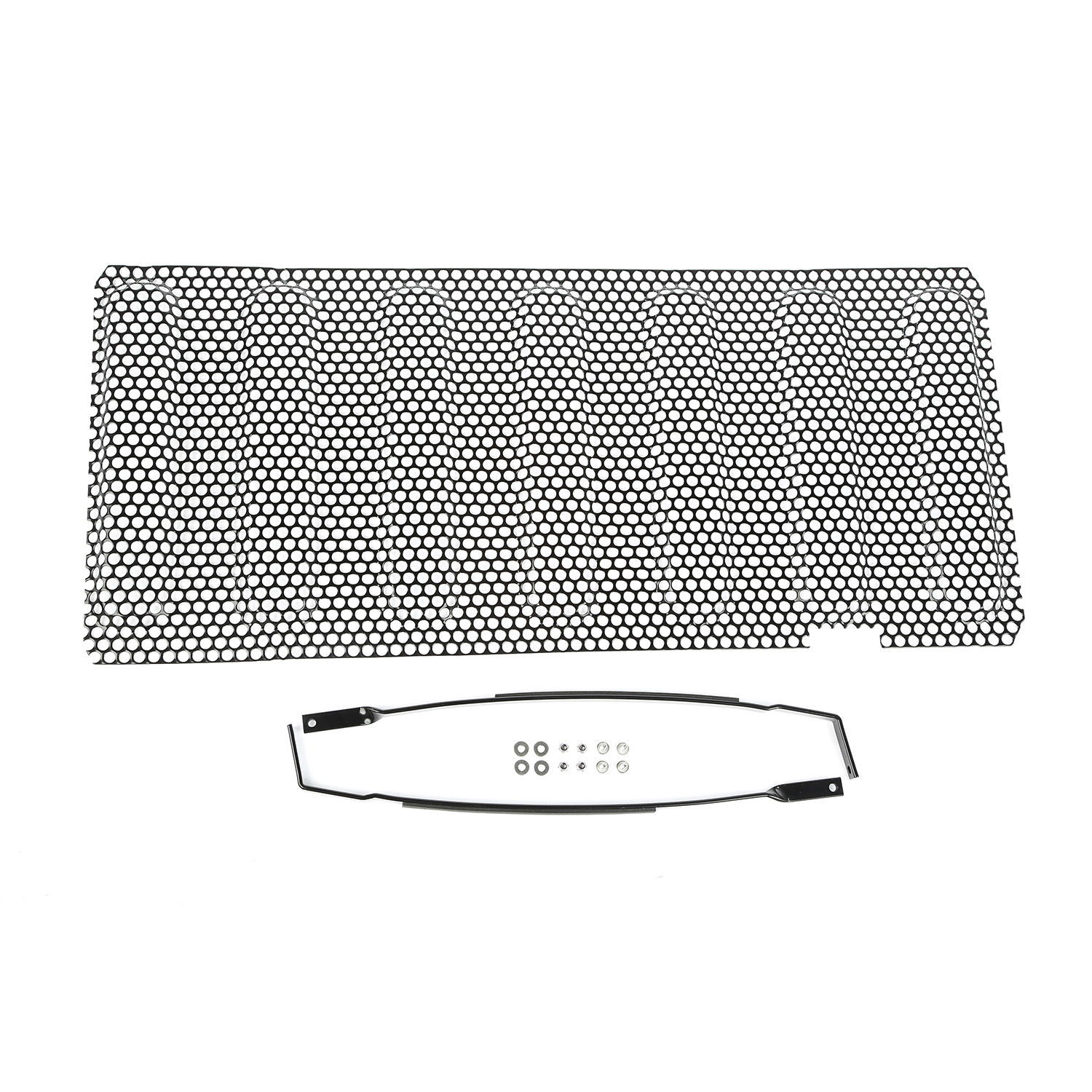 Rugged Ridge Grille Insert Black 07-15 Jeep Wrangler x11401.32