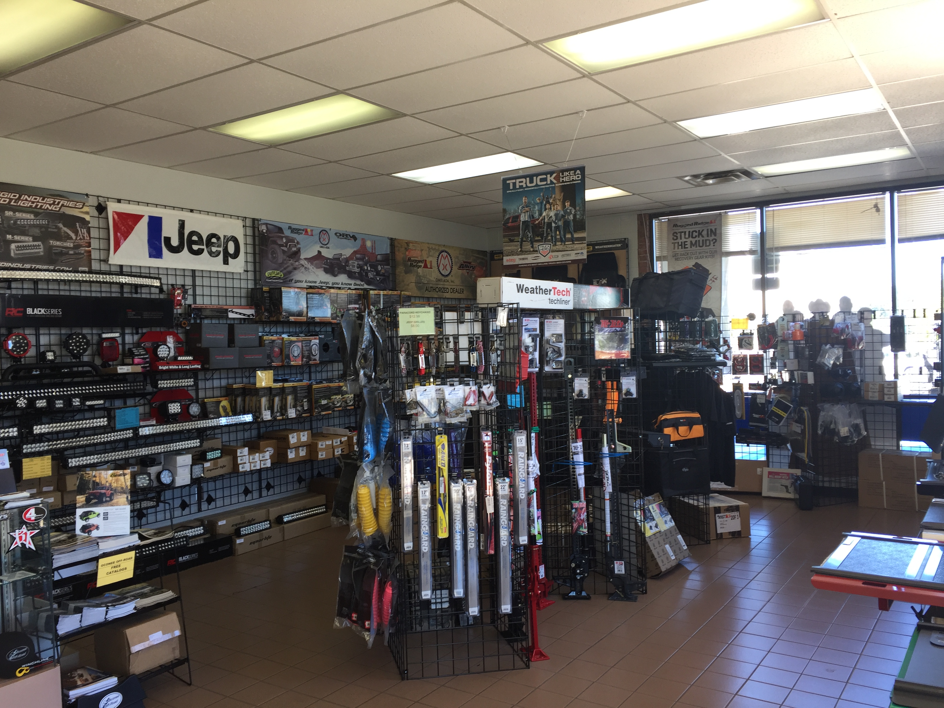 Used Truck Dealerships >> Oconee Off-Road Retail Store