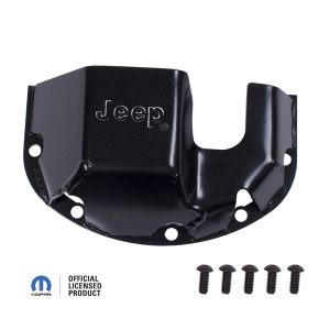 Differential Skid Plates