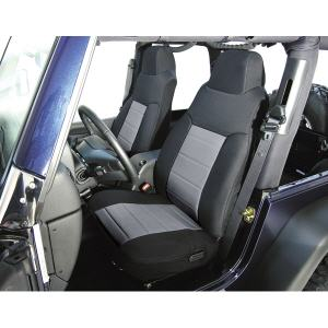 Fabric Front Seat Covers