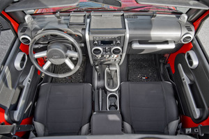 Jk Interior Trim
