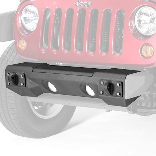 Steel Front Bumpers