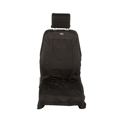 Elite Ballistic Heated Seat Cover Kit Front 2007 To 2010 Wrangler JK/JKU<br>Get FREE backseat heater (13150.01) with heated seat covers