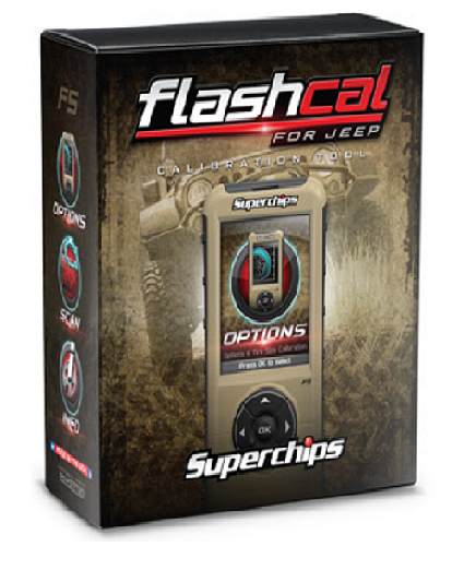Flashcal for Jeeps Calibration Made Easy!