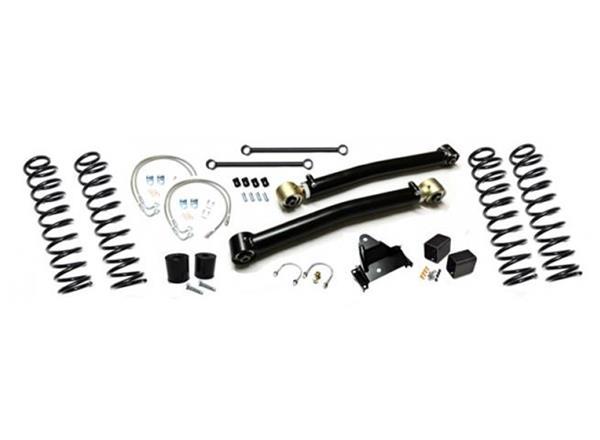 Jeep JK Enforcer 3.0 Inch Suspension System Stage 1 07-18 Wrangler JK EVO Manufacturing