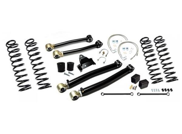 Jeep JK Enforcer 3.0 Inch Suspension System Stage 2 07-18 Wrangler JK EVO Manufacturing
