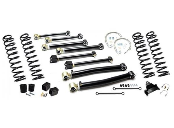 Jeep JK Enforcer 3.0 Inch Suspension System Stage 3 07-18 Wrangler JK EVO Manufacturing