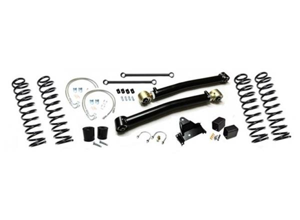 Jeep JK Enforcer 4.0 Inch Suspension System Stage 1 07-18 Wrangler JK EVO Manufacturing