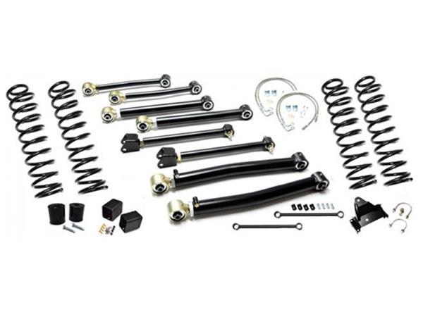 Jeep JK Enforcer 4.0 Inch Suspension System Stage 3 07-18 Wrangler JK EVO Manufacturing