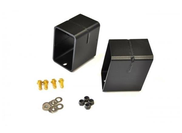 Jeep JK Rear 4.0 Inch Bumpstop Kit 07-18 Wrangler JK EVO Manufacturing