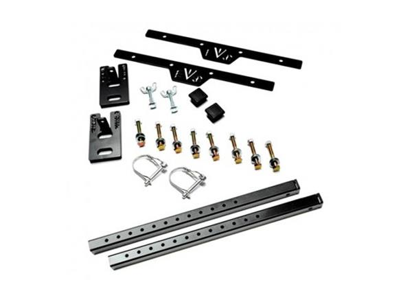 Jeep JK Quick Release Mudflap Bracket 07-18 Wrangler JK Kit EVO Manufacturing