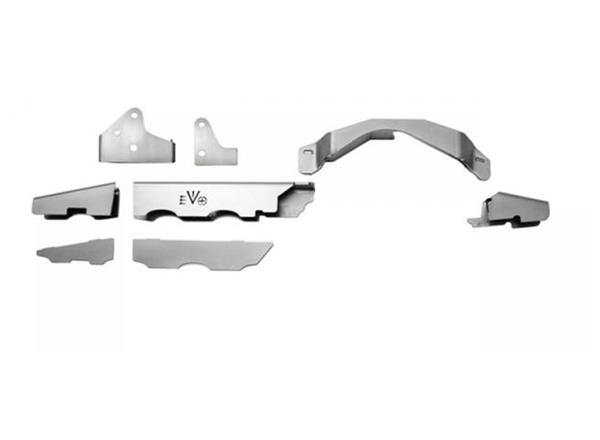 Jeep JK Front Axle Truss Dana 30 07-18 Wrangler JK ProTek EVO Manufacturing
