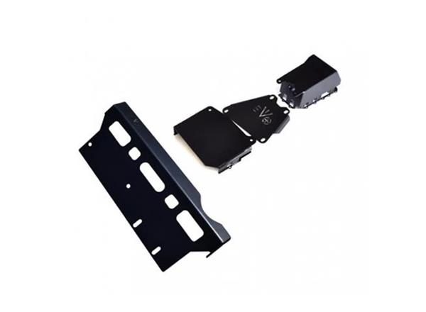 Jeep JK Long Arm Compatible Protek Skid System 07-11 Wrangler JK Auto Transmission EVO Manufacturing