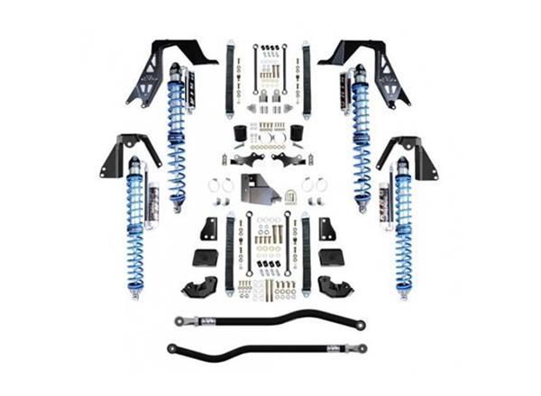 EVO MFG JL Enforcer Pro NV2514 Stage 1 with Compression Adjusters Plus Black EVO Mfg