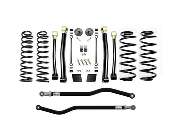 Jeep JL 2.5 Inch Lift Kit 18-Pres Wrangler JL Enforcer Lift Stage 3 Plus EVO Mfg