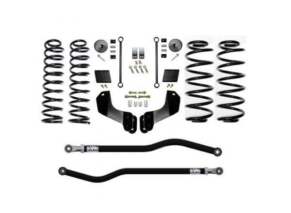 Jeep JL 2.5 Inch Lift Kit 18-Pres Wrangler JL Enforcer Overland Lift Stage 1 Plus EVO Mfg