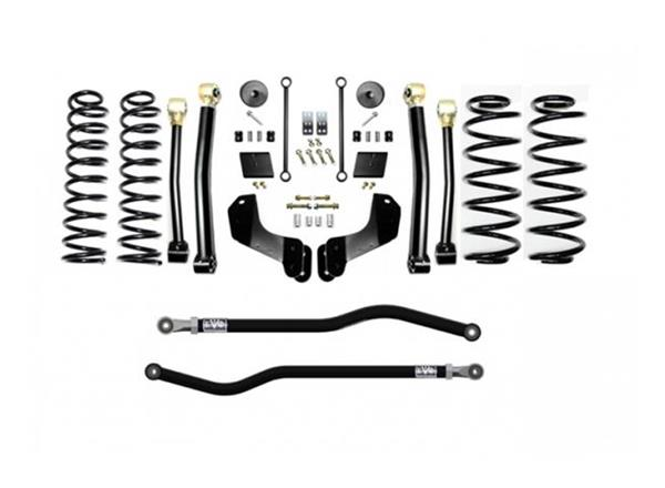 Jeep JL 2.5 Inch Lift Kit 18-Pres Wrangler JL Enforcer Overland Lift Stage 3 Plus EVO Mfg