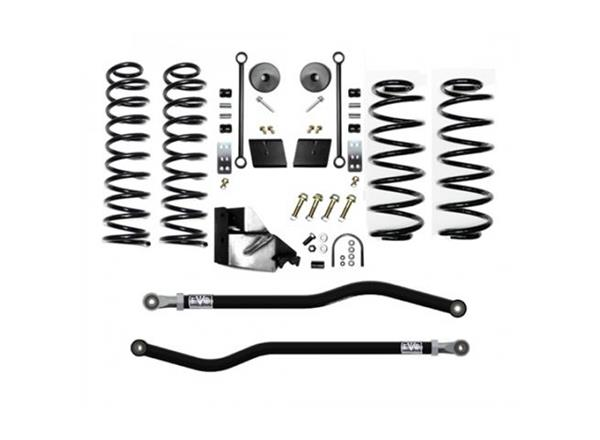 Jeep JL 3.5 Inch Lift Kit 18-Pres Wrangler JL Enforcer Lift Stage 1 Plus EVO Mfg