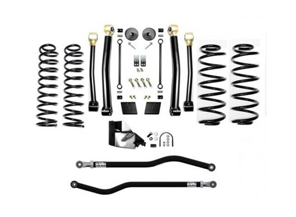 Jeep JL 3.5 Inch Lift Kit 18-Pres Wrangler JL Enforcer Lift Stage 3 Plus EVO Mfg