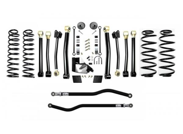 Jeep JL 3.5 Inch Lift Kit 18-Pres Wrangler JL Enforcer Lift Stage 4 Plus EVO Mfg