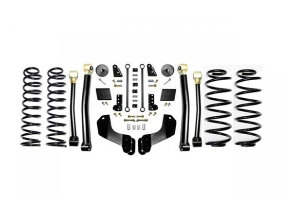 Jeep JL 3.5 Inch Enforcer Overland Lift Stage 3 with Shock Extensions 18-Present Wrangler JL Unlimited EVO Manufacturing