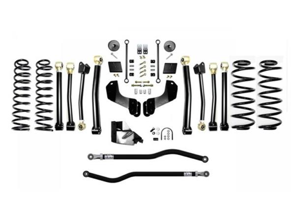 Jeep JL 3.5 Inch Lift Kit 18-Pres Wrangler JL Enforcer Overland Lift Stage 4 Plus EVO Mfg