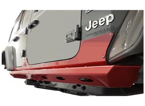 Jeep JL Unlmited Bomber Rocker with Body Rockskins 4 Door 18-Present Wrangler JL Unlimited EVO Manufacturing