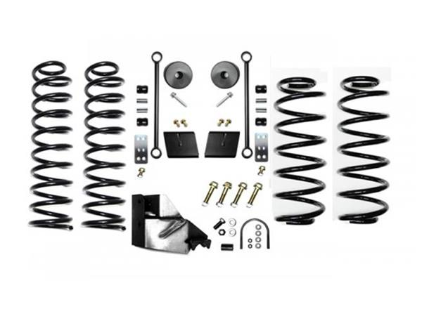 Jeep JL 4.5 Inch Lift Kit 18-Pres Wrangler JL Enforcer Lift Stage 1 EVO Mfg
