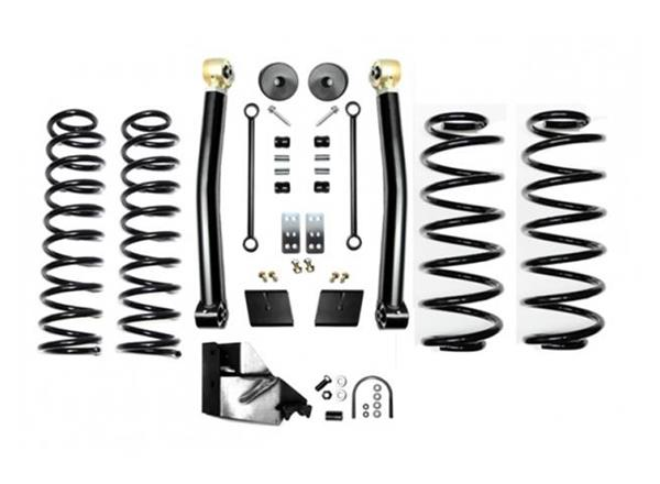 Jeep JL 4.5 Inch Lift Kit 18-Pres Wrangler JL Enforcer Lift Stage 2 EVO Mfg