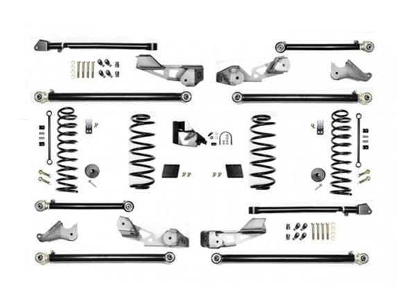 Jeep Wrangler JLU 4.5 Inch JLU High Clearance Long Arm EVO Mfg