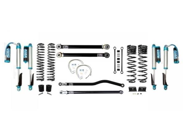 Jeep Gladiator JT 2.5 Inch Lift Kit 2020-Pres Gladiator Enforcer Lift Stage 2 Plus w/ EVO SPEC 2.5 King Shocks EVO Mfg