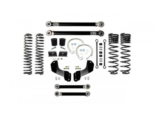 Jeep Gladiator JT 2.5 Inch Lift Kit 2020-Pres Gladiator Enforcer Overland Lift Stage 3 EVO Mfg