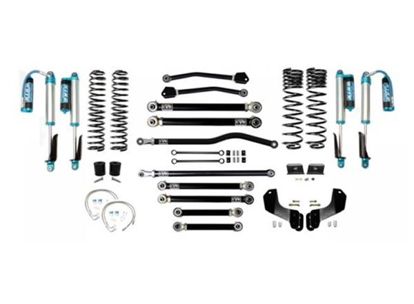 Jeep Gladiator JT 2.5 Inch Lift Kit 2020-Pres Gladiator Enforcer Overland Lift Stage 4 Plus w/ EVO SPEC 2.5 King Shocks EVO Mfg
