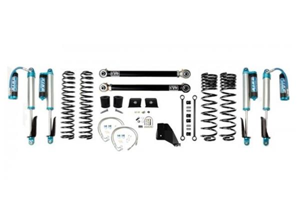 Jeep Gladiator JT 4.5 Inch Lift Kit 2020-Pres Gladiator Enforcer Lift Stage 2 w/ EVO SPEC 2.5 King Shocks EVO Mfg
