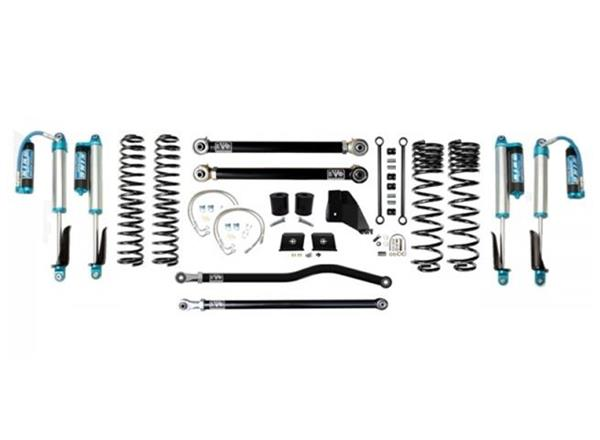 Jeep Gladiator JT 4.5 Inch Lift Kit 2020-Pres Gladiator Enforcer Lift Stage 2 Plus w/ EVO SPEC 2.5 King Shocks EVO Mfg