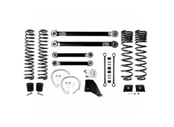 Jeep Gladiator JT 4.5 Inch Lift Kit 2020-Pres Gladiator Enforcer Lift Stage 3 EVO Mfg