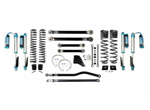 Jeep Gladiator JT 4.5 Inch Lift Kit 2020-Pres Gladiator Enforcer Lift Stage 3 Plus w/ EVO SPEC 2.5 King Shocks EVO Mfg