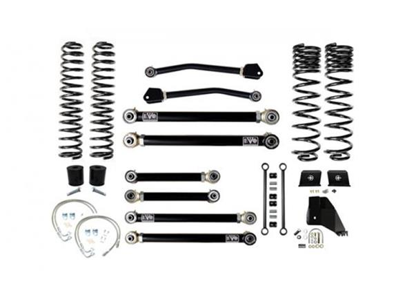 Jeep Gladiator JT 4.5 Inch Lift Kit 2020-Pres Gladiator Enforcer Lift Stage 4 EVO Mfg