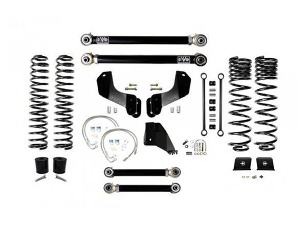 Jeep Gladiator JT 4.5 Inch Lift Kit 2020-Pres Gladiator Enforcer Overland Lift Stage 3 EVO Mfg