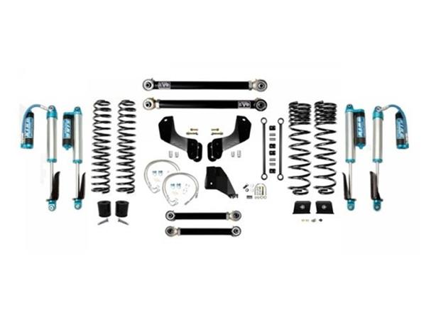 Jeep Gladiator JT 4.5 Inch Lift Kit 2020-Pres Gladiator Enforcer Overland Lift Stage 3 w/ EVO SPEC 2.5 King Shocks EVO Mfg