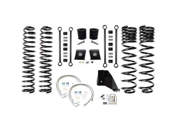 Jeep Gladiator JT 6.5 Inch Lift Kit 2020-Pres Gladiator Enforcer Lift Stage 1 EVO Mfg