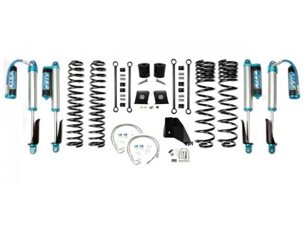 Jeep Gladiator JT 6.5 Inch Lift Kit 2020-Pres Gladiator Enforcer Lift Stage 1 w/ EVO SPEC 2.5 King Shocks EVO Mfg