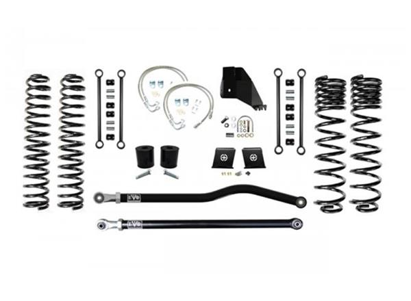 Jeep Gladiator JT 6.5 Inch Lift Kit 2020-Pres Gladiator Enforcer Lift Stage 1 Plus EVO Mfg