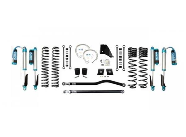Jeep Gladiator JT 6.5 Inch Lift Kit 2020-Pres Gladiator Enforcer Lift Stage 1 Plus w/ EVO SPEC 2.5 King Shocks EVO Mfg