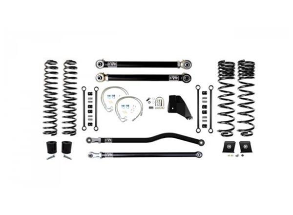 Jeep Gladiator JT 6.5 Inch Lift Kit 2020-Pres Gladiator Enforcer Lift Stage 2 Plus EVO Mfg