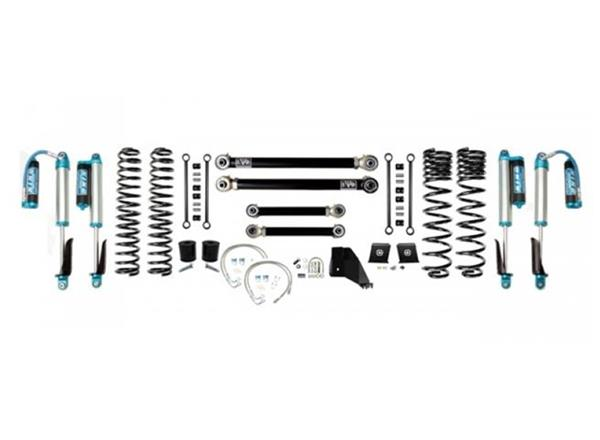 Jeep Gladiator JT 6.5 Inch Lift Kit 2020-Pres Gladiator Enforcer Lift Stage 3 w/ EVO SPEC 2.5 King Shocks EVO Mfg