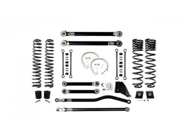 Jeep Gladiator JT 6.5 Inch Lift Kit 2020-Pres Gladiator Enforcer Lift Stage 3 Plus EVO Mfg