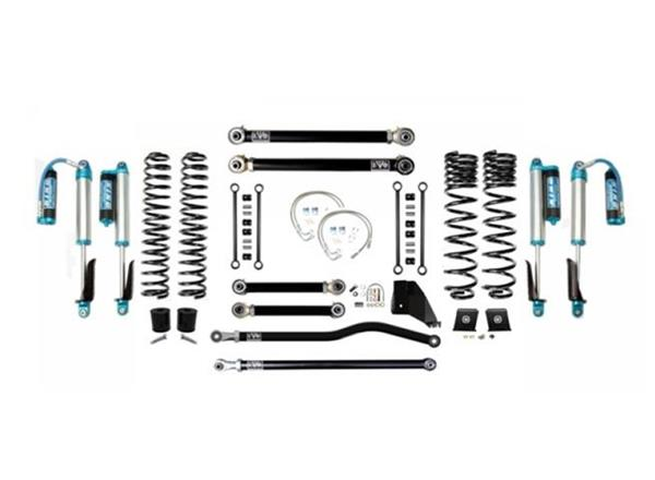 Jeep Gladiator JT 6.5 Inch Lift Kit 2020-Pres Gladiator Enforcer Lift Stage 3 Plus w/ EVO SPEC 2.5 King Shocks EVO Mfg