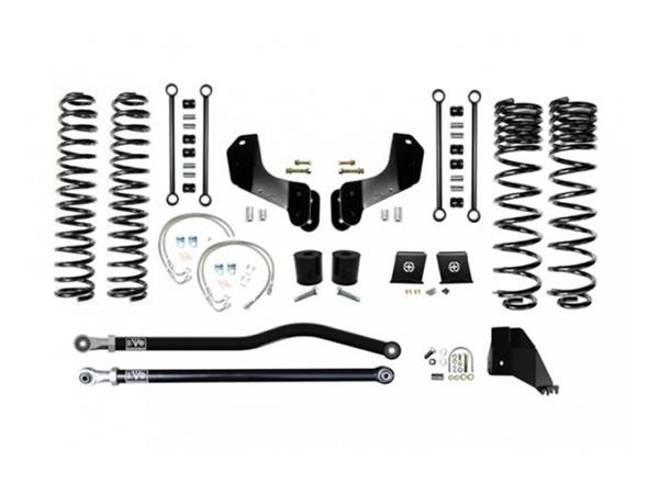 Jeep Gladiator JT 6.5 Inch Lift Kit 2020-Pres Gladiator Enforcer Overland Lift Stage 1 Plus EVO Mfg